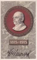 == Bismarck 1915 - Persönlichkeiten