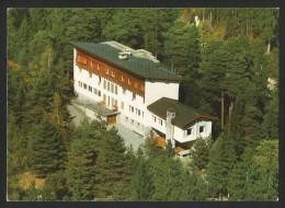 LAAX CASA CALTGERA Flugaufnahme 1992 - GR Graubünden