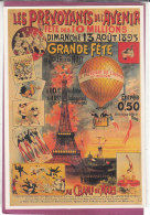 LES PREVOYANTS DE L' AVENIR .- Musée De La Publicité - Advertising