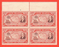 COO SC #133 MNH B4  1949 Rev. John Williams, CV $7.00 - Cook Islands
