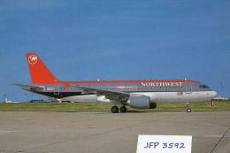Avion De Ligne   OLYMPIC  ATR - 42 - 1946-....: Moderne