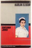 No PAYPAL !! Harlan Ellison Gentleman Junkie ,Cover Pin Up Romain Slocombe Roman Thriller Policier Humanoides 1979 Livre - Roman Noir