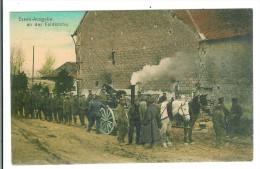 Essen-Ausgabe An Der Feldkûche - Guerre 1914-18