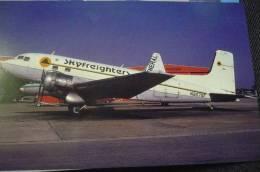DC 3   SKYFREIGHTER    N307SF - 1946-....: Modern Era