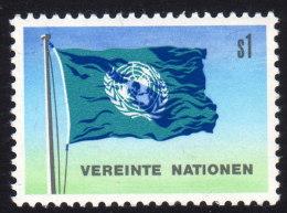 UNO WIEN 1979 ** UNO Flagge - MNH - Briefmarken