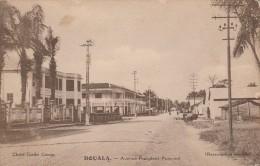 CAMEROUN-DOUALA AVENUE DU PRESIDENT POINCARE - Cameroon