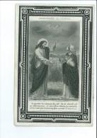 CAROLINA DE BOCK WED JOANNES F DE ROO ° ASSENEDE 1777 ER + 1867 DRUK GENT VANDER SCHELDEN - Imágenes Religiosas
