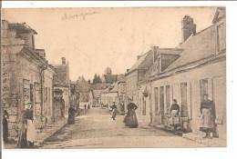 CHAVIGNON     Une Rue Animée - Andere Gemeenten