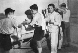 51Fc  Montpellier Institution Des Sourds Muets Et Aveugles Toilette Des Garçons - Health