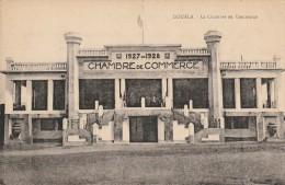 CAMEROUN - DOUALA LA CHAMBRE DE COMMERCE - Cameroun