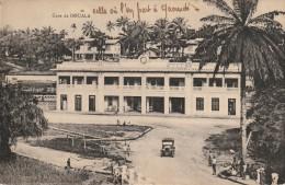 CAMEROUN - LA GARE DE DOUALA - Cameroun