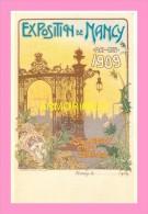 CPM   NANCY  EXPOSITION DE NANCY 1909 - Nancy