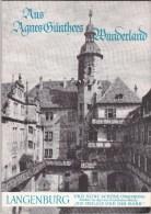 Langenburg - Deutschland .. - Dépliants Touristiques
