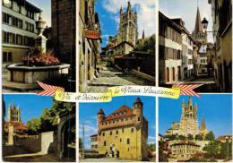 Suisse - Lausanne - Le Vieux Lausanne 5892 - VD Vaud