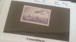 LOT 241356 TIMBRE DE FRANCE NEUF** N�10 VALEUR 40 EUROS LUXE