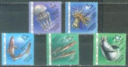 USSR 1991-6158-61 FAUNA, U S S R , 1 X 5v, MNH - Ohne Zuordnung