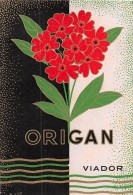 "0886 ""ORIGAN - VIADOR"" ETICHETTA  ORIGINALE. - Etichette"