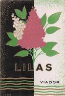 """0887 """"LILAS - VIADOR"""" ETICHETTA  ORIGINALE. - Labels"""