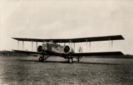 """TRANSPORT - AVION - Bombardements-Vliegtuig Van De Royal Air Force (Modèle Boulton Paul """"Overstrand"""". - 1939-1945: 2ème Guerre"""