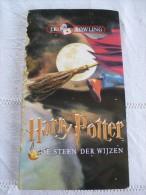 J.K. ROWLING : Harry Potter En De Steen Der Wijzen * Het Complete Boek Op 8 CD's : 9h20' Luisterplezier - Musique & Instruments