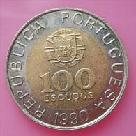 Portugal 100 Escudos 1990 - Portugal