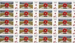 1�re Belge ; Emission d'1TP PRIVE / Bpost CHRISTMAS TRUCE en usage interne le 11.12.2014 � PLOEGSTEERT