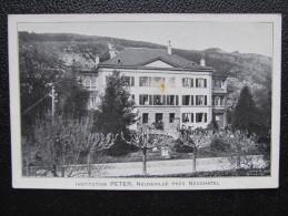 AK NEUVEVILLE Pres NEUCHATEL Ca.1910  /// D*14898 - NE Neuenburg