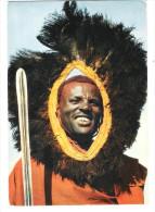 Kenya - Kenia - Masai Warrier - Nice  Stamps - Kenia