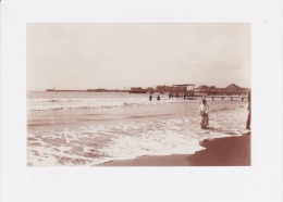 Anzio 1910 - Sur La Plage - Photo. - Italia
