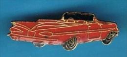 PIN´S //   . CHEVROLET IMPALA CONVERTIBLE 1955 - Corvette