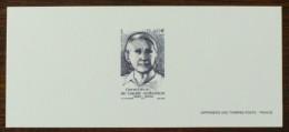 GRAVURE YT N°3544 - GENEVIEVE DE GAULLE ANTHONIOZ - 2003 - Documents Of Postal Services