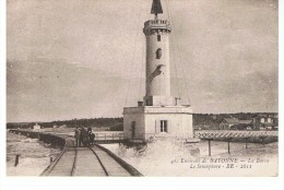 ANGLET- La Barre Et Le Sémaphore - BR 2611 - Non Circulée - Tbe - Anglet