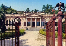 Isola D'elba - Portoferraro - Museo Napoleonico Di S.martino - 156 - Formato Grande Viaggiata - Livorno