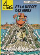 LES 4 AS ET LA DEESSE DES MERS - 4 As, Les