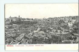 PALESTINE - BETHLEHEM - Vue Générale - Précurseur - TBE - 2 Scans - Palestine