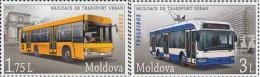 Moldova Moldawien 2013 MNH ** Mi. Nr. 850-851 - Moldavië