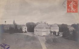 BENAIS 37 ( LE CHATEAU - CARTE PHOTO )   1907 UNIQUE ! ! ! - Sonstige Gemeinden
