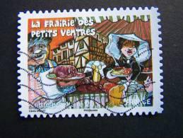 OBLITERE FRANCE ANNEE 2011 N°585 FETES ET TRADITIONS DE NOS REGIONS FRAIRIE DES PETITS VENTRES DE LIMOGES  LIMOUSIN - France