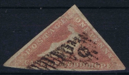 Cape Of Good Hope  ,Yv Nr 3 Used Signed/ Signé/signiert/ Approvato E.L. - Zuid-Afrika (...-1961)