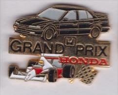 Auto Honda , Grand Prix F1 , Formule 1 - Honda