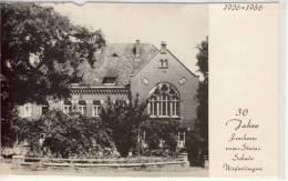 OEBISFELDE - WEFERLINGEN - 30 Jahre Freiherr Vom Sein Schule - Germania