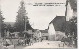 CHASSEY LES MONTBOZON - Entrée Du Pays, Route De Vesoul - Non Classés