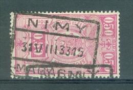 "BELGIE - OBP Nr TR 141 - Cachet  ""NIMY - MAGASIN""  (ref. VL-3941) - 1923-1941"