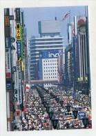 JAPAN - AK 216623 Tokyo - Ginza On A Sunday Afternoon ... - Tokio