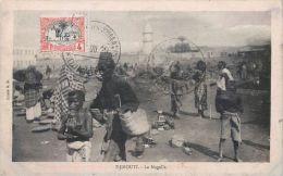 DJIBOUTI  LA MAGALLA   MARCHE ANIMATION - Djibouti
