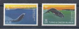 140017271  TURKS  &  CAICOS   YVERT  Nº  633/4  **/MNH - Turkmenistán