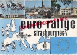 67 - STRASBOURG - EURO RALLYE 1964 - Strasbourg