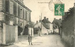 Savigne L´eveque Sarthe 72 Rue St Barthelemy - France