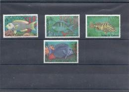 140017274  TURKS  &  CAICOS   YVERT  Nº  855/8  **/MNH - Turkmenistán