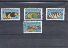 140017275  TURKS  &  CAICOS   YVERT  Nº  867/70  **/MNH - Turkmenistán